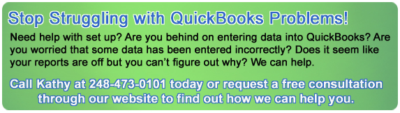 QuickBooks Problems